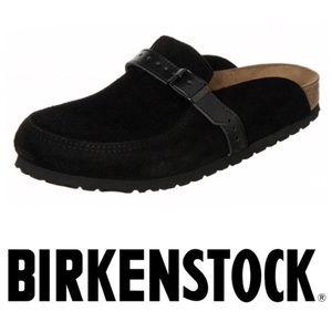 Birkenstock Black Eaton Clogs Size 36